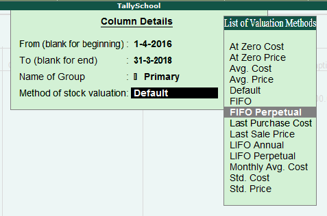 selecting-fifo-perpetual-in-stock-summary-in-tally