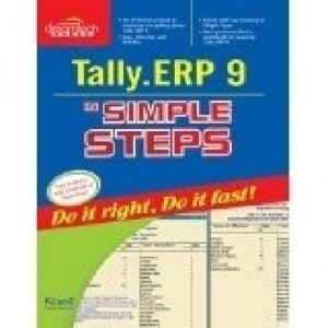 Tally.ERP 9 Simple Steps English