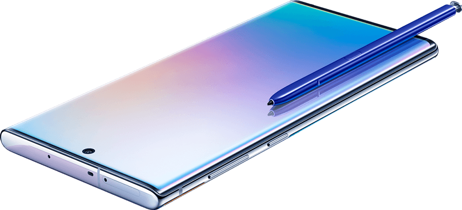 Samsung Note 10 - Depreciation Example